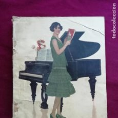 Coleccionismo de Revistas y Periódicos: ALMANAQUE 1927 BLANCO Y NEGRO. Lote 135675803