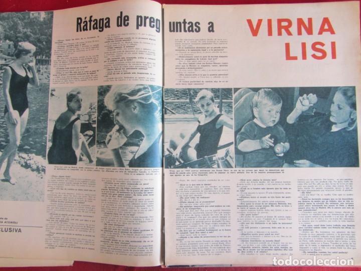 Coleccionismo de Revistas y Periódicos: Revista Fotogramas Nº 762 1963 - Foto 2 - 135731763