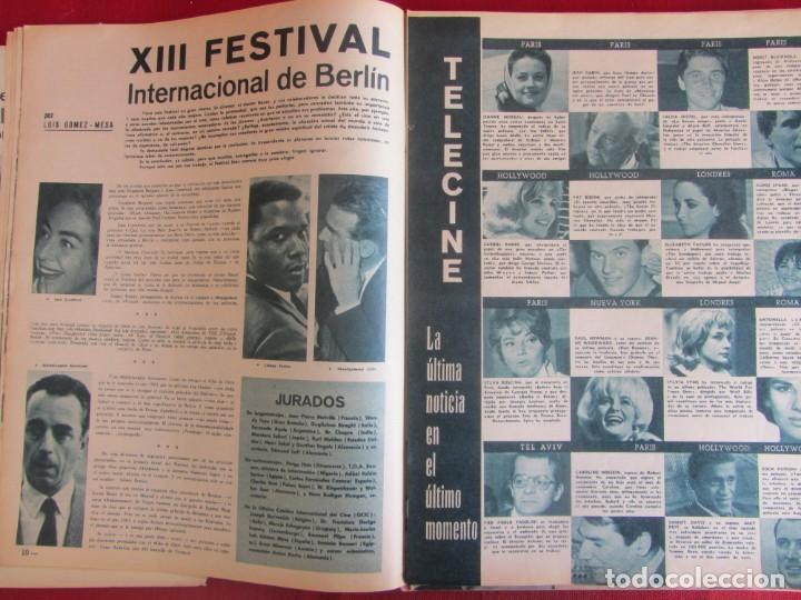 Coleccionismo de Revistas y Periódicos: Revista Fotogramas Nº 762 1963 - Foto 4 - 135731763