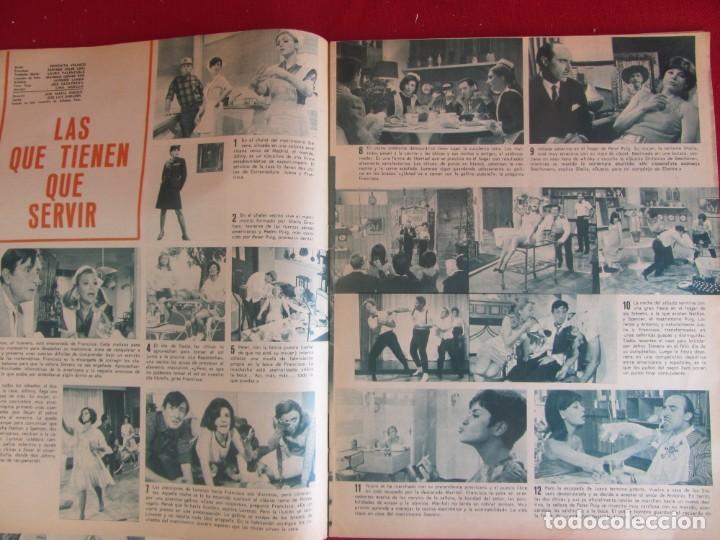 Coleccionismo de Revistas y Periódicos: Revista Fotogramas Nº 976 1967. Festival San Sebastian - Foto 3 - 135734059