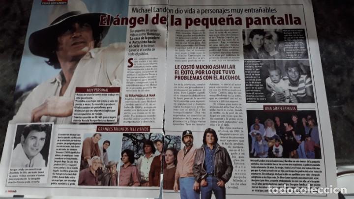 Michael Landon La Casa De La Pradera Bonanza Au Verkauft Durch