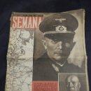 Coleccionismo de Revistas y Periódicos: REVISTA SEMANA AÑO 1941 NUM 87. Lote 135844638