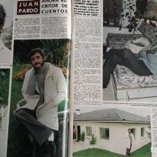 Coleccionismo de Revistas y Periódicos: JUAN PARDO . Lote 135859358
