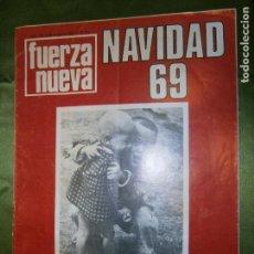 Coleccionismo de Revistas y Periódicos: REVISTA FUERZA NUEVA Nº 154 AÑO 1969 (DEBATE SOBRE EL SAHARA ESPAÑOL EN LAS NACIONES-. Lote 135893510