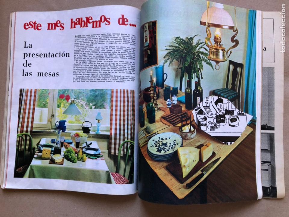 Coleccionismo de Revistas y Periódicos: REVISTA EL MUEBLE N° 51 (MARZO, 1966). REVISTA DE LA COMODIDAD. 2 REVISTAS EN 1. - Foto 8 - 135893933