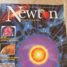 Coleccionismo de Revistas y Periódicos: NEWTON. REVISTA MENSUAL DE CIENCIA Y CULTURA. AÑO III, Nº 26. BIG-BANG.. Lote 136003714