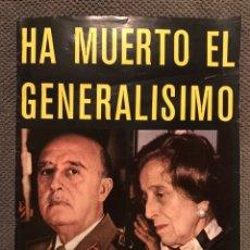 Coleccionismo de Revistas y Periódicos: SEMANA REVISTA NO. 1867 HA MUERTO EL GENERALISIMO (NOVIEMBRE DE 1975). Lote 136061573
