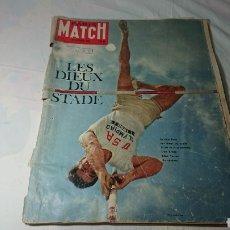 Coleccionismo de Revistas y Periódicos: REVISTA PARÍS MATCH, SEPTIEMBRE 1960, N°596. Lote 136184558