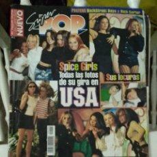 Coleccionismo de Revistas y Periódicos: REVISTA SÚPER POP. Lote 136525990