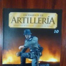 Coleccionismo de Revistas y Periódicos: COLECCIONABLE PLANETA DEAGOSTINI - ESCENARIOS DE ARTILLERIA - NUMERO 10. Lote 136668386