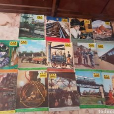 Coleccionismo de Revistas y Periódicos: LOTE DE 14 REVISTAS VIA LIBRE. Lote 137129412