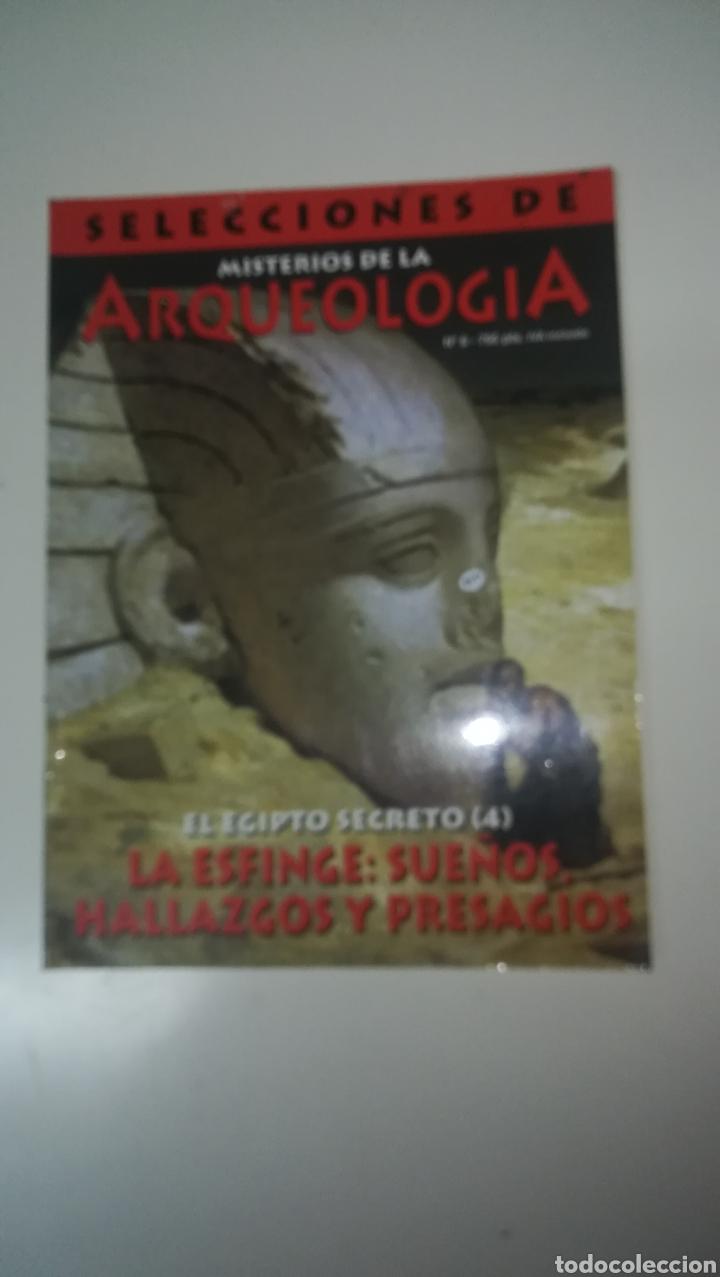 MISTERIOS DE LA ARQUEOLOGÍA SELECCIONES (Coleccionismo - Revistas y Periódicos Modernos (a partir de 1.940) - Otros)