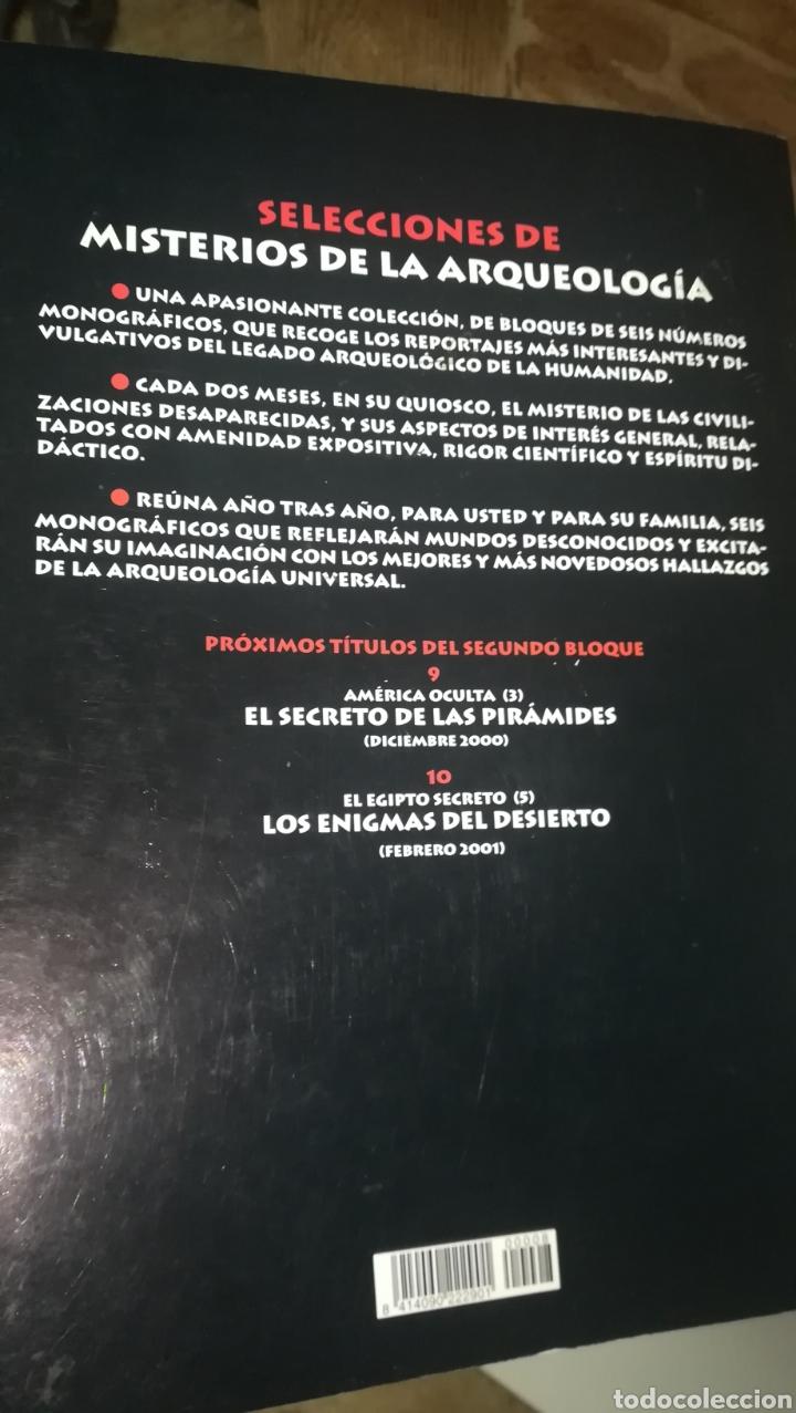 Coleccionismo de Revistas y Periódicos: Misterios de la Arqueología selecciones - Foto 2 - 137171396