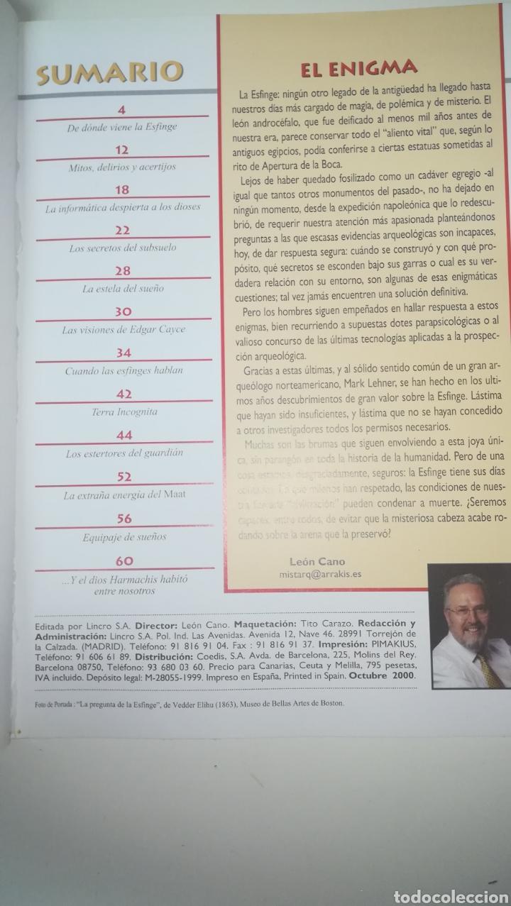 Coleccionismo de Revistas y Periódicos: Misterios de la Arqueología selecciones - Foto 3 - 137171396