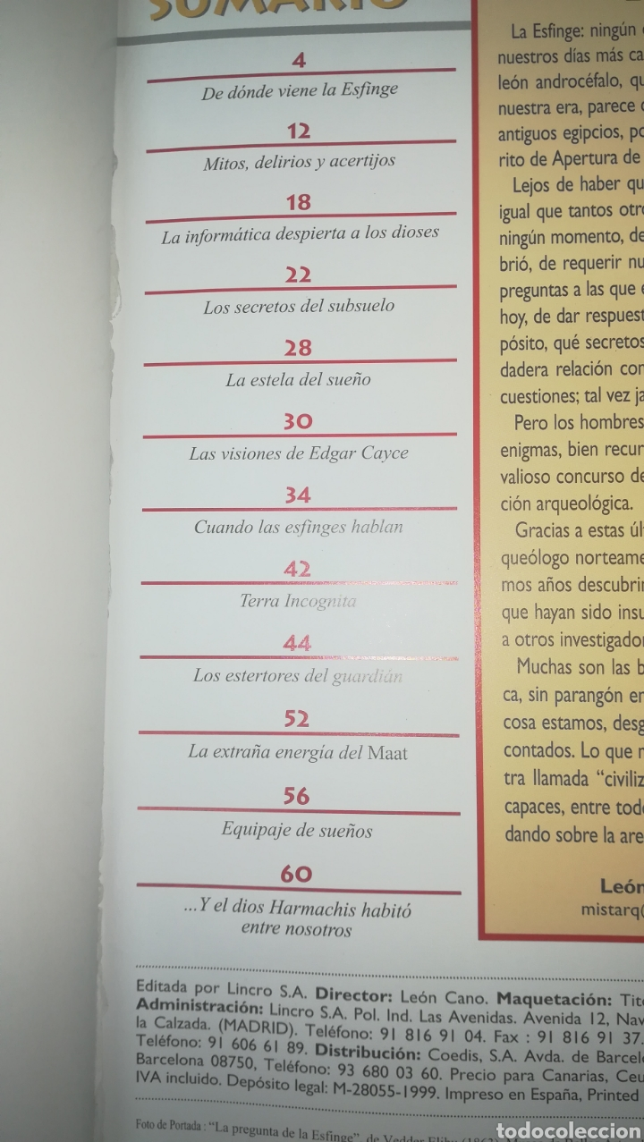 Coleccionismo de Revistas y Periódicos: Misterios de la Arqueología selecciones - Foto 4 - 137171396