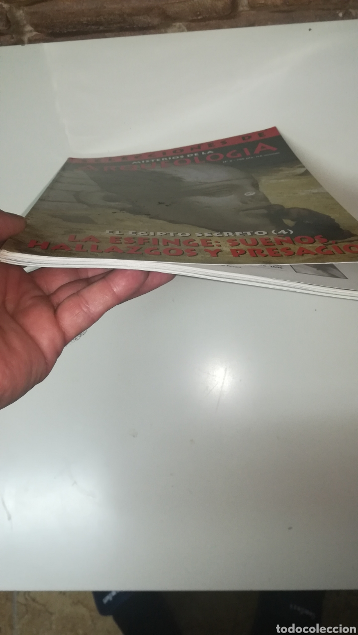 Coleccionismo de Revistas y Periódicos: Misterios de la Arqueología selecciones - Foto 5 - 137171396