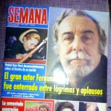 Coleccionismo de Revistas y Periódicos: REVISTA SEMANA, MARZO 1994. Lote 137188606