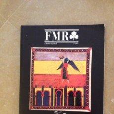Coleccionismo de Revistas y Periódicos: FMR N. 7 (1991) BEATO DE LIÉBANA, ANTELAMI, TUMBAS DE MALTA, TANJORE, HOUËL. Lote 137210052