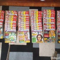 Coleccionismo de Revistas y Periódicos: 122 REVISTAS SAL Y PIMIENTA. Lote 137342258
