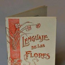 Coleccionismo de Revistas y Periódicos: MURRAY & LANMAN - LENGUAJE DE LAS FLORES 1910/20. Lote 137464506
