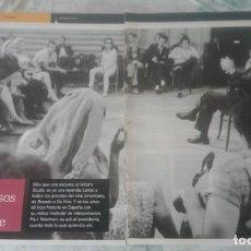Coleccionismo de Revistas y Periódicos: ACTOR'S STUDIO. LOS FAMOSOS TAMBIÉN VAN A CLASE. BY PAUL NEWMAN (EL SEMANAL 2001). Lote 137470382