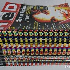 Coleccionismo de Revistas y Periódicos: RED: LOTE 32 REVISTAS DE INFORMÁTICA. Lote 137900354
