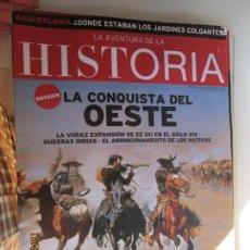 Colecionismo de Revistas e Jornais: LA CONQUISTA DEL OESTE REVISTA LA AVENTURA DE LA HISTORIA Nº 226 . Lote 148793348