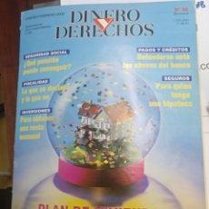 Coleccionismo de Revistas y Periódicos: DINERO Y DERECHOS N 56 ENERO 2000. Lote 137977136