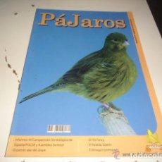 Coleccionismo de Revistas y Periódicos: REVISTA PAJAROS ORNITOLOGICA - N 83 -- REFGIMHAULEMGRMACABRU. Lote 138050342
