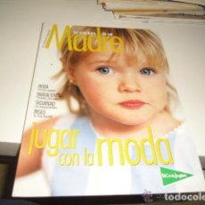 Coleccionismo de Revistas y Periódicos: REVISTA LA AVENTURA DE SER MADRE 24 - REFGIMHAULEMGRMACABRU. Lote 138052078