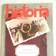 Coleccionismo de Revistas y Periódicos: REVISTA HISTORIA INTERNACIONAL Nº 7 OCTUBRE 1975. Lote 138066514