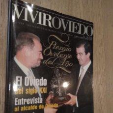 Coleccionismo de Revistas y Periódicos: VIVIR OVIEDO CULTURA SOCIEDAD COSTUMBRES TIEMPO LIBRE / 9 / JULIO-AGOSTO-SEPTIEMBRE 1999 II EPOCA. Lote 138078522