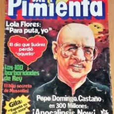 Coleccionismo de Revistas y Periódicos: SAL Y PIMIENTA. Lote 138082826
