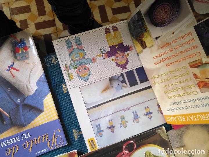 Coleccionismo de Revistas y Periódicos: GRAN LOTE DE REVISTAS PUNTO DE CRUZ ....PATRONES DISEÑOS DIBUJOS ..... VER FOTOS - Foto 16 - 138666646