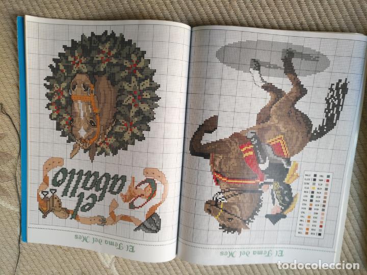 Coleccionismo de Revistas y Periódicos: GRAN LOTE DE REVISTAS PUNTO DE CRUZ ....PATRONES DISEÑOS DIBUJOS ..... VER FOTOS - Foto 18 - 138666646