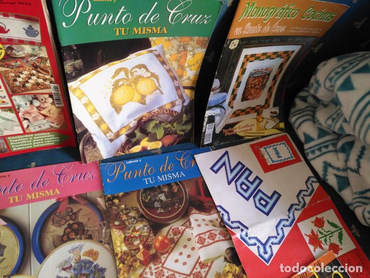 Coleccionismo de Revistas y Periódicos: GRAN LOTE DE REVISTAS PUNTO DE CRUZ ....PATRONES DISEÑOS DIBUJOS ..... VER FOTOS - Foto 22 - 138666646
