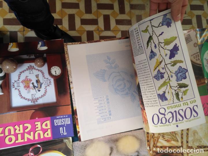 Coleccionismo de Revistas y Periódicos: GRAN LOTE DE REVISTAS PUNTO DE CRUZ ....PATRONES DISEÑOS DIBUJOS ..... VER FOTOS - Foto 23 - 138666646