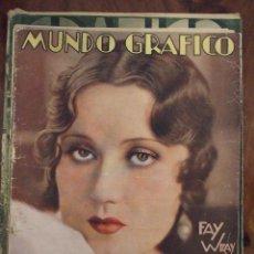 Coleccionismo de Revistas y Periódicos: MUNDO GRAFICO 967 - BUEN ESTADO. Lote 138799894