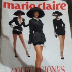 Coleccionismo de Revistas y Periódicos: MARIE CLAIRE COLECCIONES PRIMAVERA VERANO 94. Lote 138808993