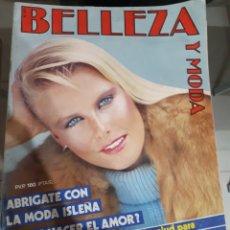 Coleccionismo de Revistas y Periódicos: REVISTA DE MODA BELLEZA Y MODA. Lote 138809313