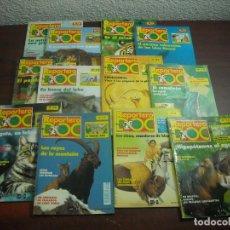 Coleccionismo de Revistas y Periódicos: 12 REVISTAS REPORTERO DOC- Nº 15-16-17-18-19-20-21-22-23-24-25-26 -. Lote 138824678