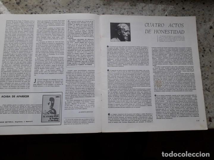 Coleccionismo de Revistas y Periódicos: INDICE 276 OCTUBRE 1970.HOMENAJE MUNDIAL AL CHE GUEVARA.ALFONSO SASTRE.EUGENIA SERRANO.MARIA MULET - Foto 4 - 138871082