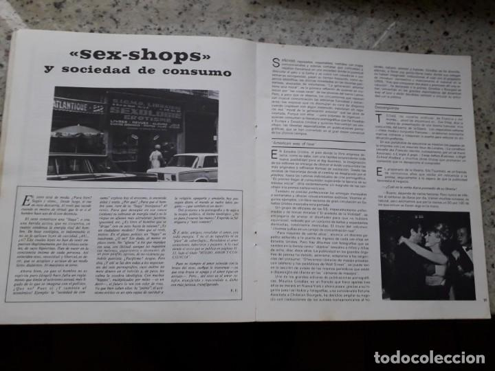 Coleccionismo de Revistas y Periódicos: INDICE 276 OCTUBRE 1970.HOMENAJE MUNDIAL AL CHE GUEVARA.ALFONSO SASTRE.EUGENIA SERRANO.MARIA MULET - Foto 9 - 138871082