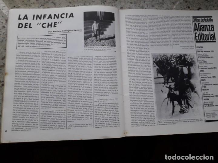 Coleccionismo de Revistas y Periódicos: INDICE 276 OCTUBRE 1970.HOMENAJE MUNDIAL AL CHE GUEVARA.ALFONSO SASTRE.EUGENIA SERRANO.MARIA MULET - Foto 14 - 138871082