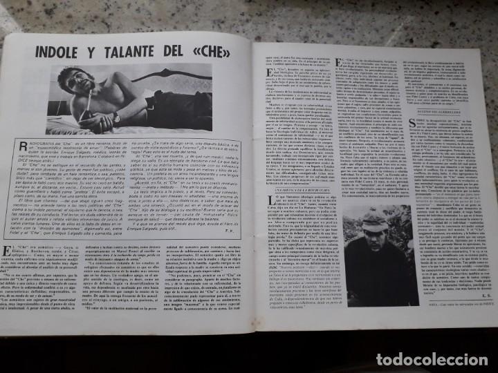 Coleccionismo de Revistas y Periódicos: INDICE 276 OCTUBRE 1970.HOMENAJE MUNDIAL AL CHE GUEVARA.ALFONSO SASTRE.EUGENIA SERRANO.MARIA MULET - Foto 15 - 138871082
