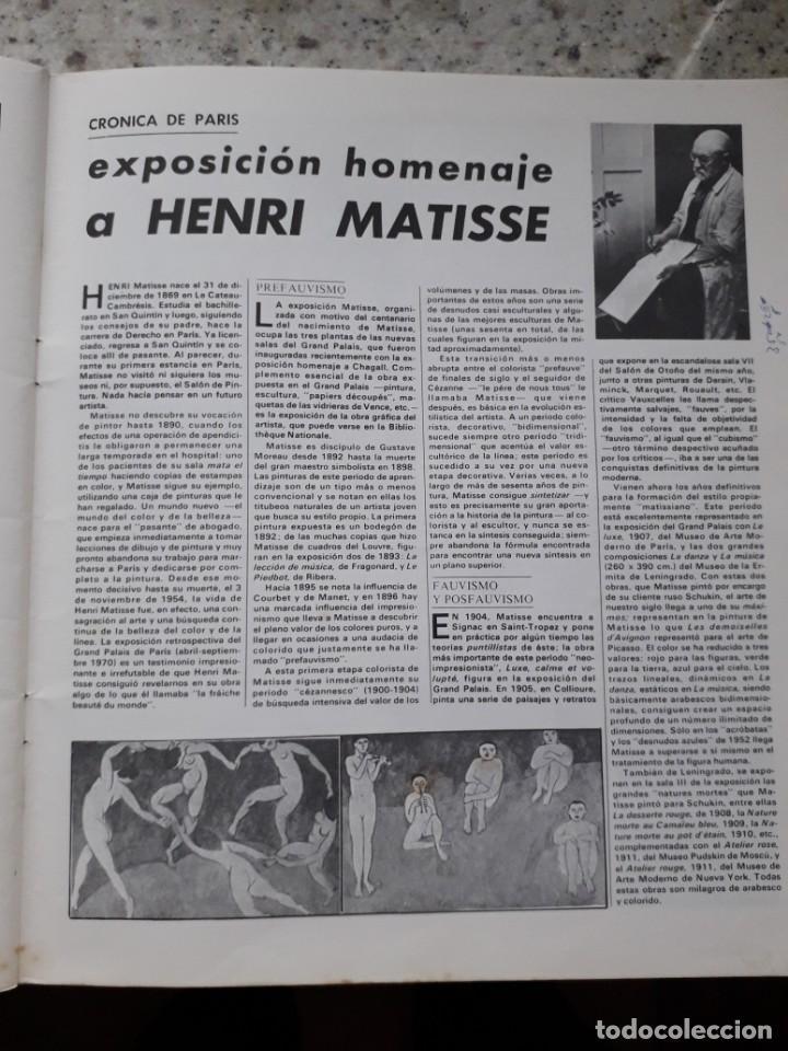 Coleccionismo de Revistas y Periódicos: INDICE 276 OCTUBRE 1970.HOMENAJE MUNDIAL AL CHE GUEVARA.ALFONSO SASTRE.EUGENIA SERRANO.MARIA MULET - Foto 17 - 138871082
