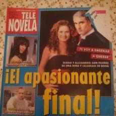 Coleccionismo de Revistas y Periódicos: REVISTA TELENOVELA - DEL 4 AL 10 ABRIL 2006 --REFM3E3. Lote 138917590