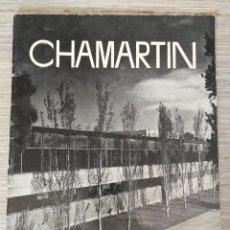 Coleccionismo de Revistas y Periódicos: ANTIGUA REVISTA CHAMARTIN - 1959 - CURSO COLEGIO NUESTRA SEÑORA DEL RECUERDO - COLEGIO PINAR - MULTI. Lote 138987694