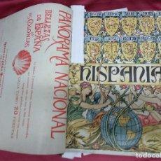 Coleccionismo de Revistas y Periódicos: REVISTA HISPANIA. HERMENEGILDO MIRALLES. DOS TOMOS. 1900 Y 1902. Lote 139066874