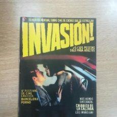 Coleccionismo de Revistas y Periódicos: INVASION! #5 (GLENAT). Lote 139139168